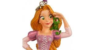 disney store rapunzel sketchbook ornament princess