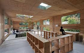 nest house onomichi city japan by uid architects buildings