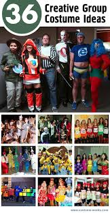 groups costumes for halloween 36 creative group halloween costume ideas