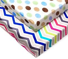 travel mattress images Kenley pack n play playard sheet set 2 fitted sheets for playpen jpg