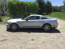 Blacked Out Mustang For Sale Shelby Gt500kr For Sale Hemmings Motor News