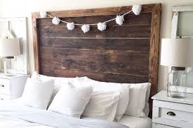 Mirror As A Headboard 25 Diy Headboards You Can Make In A Weekend Or Less