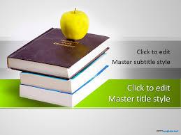 powerpoint template book theme editable book template free gavea