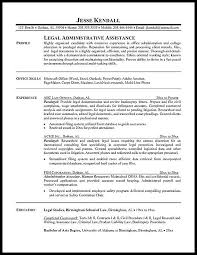 Legal Administrative Assistant Resume Sample by Free Sample Resumes For Medical Office Assistant Job Resume