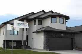 bi level custom homes 1526 square foot modified bi level