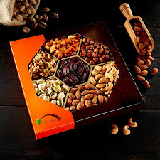 amazon com five star gift baskets gourmet food nuts gift basket