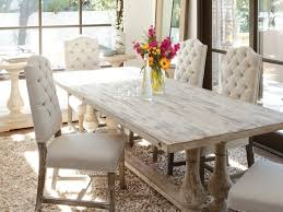 Enchanting White Wash Dining Room Table 95 For Your Black Dining