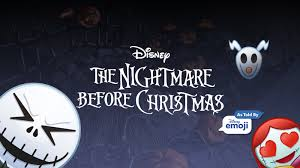 nightmare before halloween the nightmare before christmas disney video