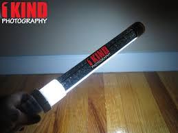 diy westcott ice light using led cree ultrafire flashlight and pvc 1kind photography