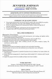 Customer Service Template Resume Resume Format With Work Experience Beautiful Ideas Resume For No