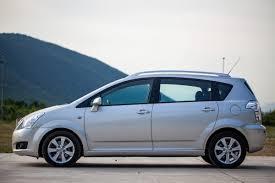 toyota corolla verso manual rent a car montenegro rent a car budva