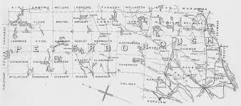 Hamilton Ontario Map Ontario Upper Canada Maps