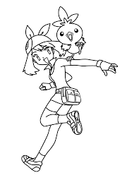 pokemon advanced coloring pages eson me