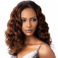 partial sew in hairstyles for synthetic hair choosing the right weave blackhairmedia com