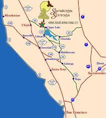 map ukiah map ukiah california major tourist attractions maps