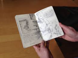 book journal 12 awesome sketches of famous authors photos