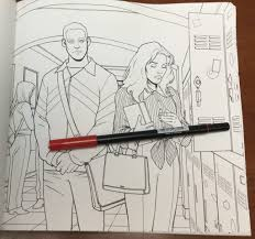 buffy the vampire slayer coloring book coloring queen