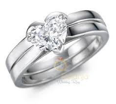 cincin emas putih cincin kawin single lapis emas putih cincin kawin jogja