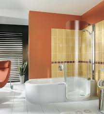 bathroom tub shower ideas bathtubs idea awesome jetted tub shower combo one bathtub