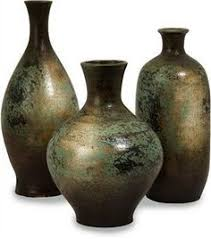 Vase Sets Tuscan Decor Vases Medrano Floor Vase Set Our New House