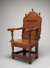 Antique Chair Styles by Thomas Dennis Joined Chair 1660s Ipswich Historical Chairs