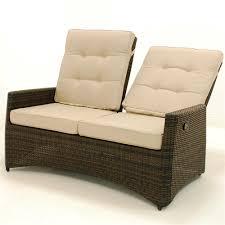 4 Seat Reclining Sofa by Maze Rattan Reclining 4 Seater Garden Sofa Set Internet Gardener