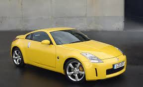 nissan 350z yellow for sale nissan 350z coupé review 2003 2010 parkers