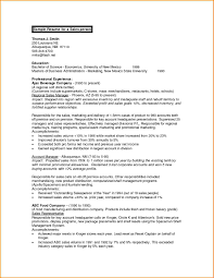 Resume Objective Examples Sales by 28 Business Resume Objective Examples How To Write My