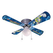disney princess ceiling fan shop disney 42 toy story 2010 hugger ceiling fan at lowes com