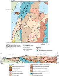 Lake Mead Map Paleogeographic Implications Of Late Miocene Lacustrine And