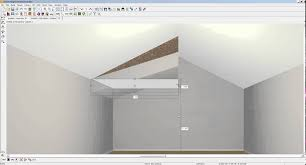 trying to do a scissor truss in suite architectural and pro 2015
