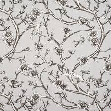 Upholstery Yardage Chart Robert Allen Home Vintage Blossom Dove Fabric