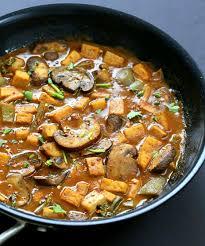 vegan mushroom gravy recipe hoisin tofu mushroom stir fry with from scratch vegan hoisin sauce