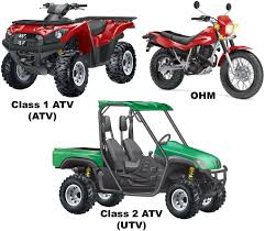 commonly used terms minnesota off road license study guide for