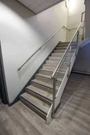 Apartment Stairs Design Designed Stairs Curved Stair Loversiq