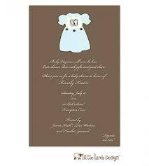 monogram baby shower invitations theruntime
