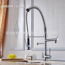 Pot Filler Kitchen Faucet Water Tap Kitchen Faucet Pull Out Stainless Steel Faucet