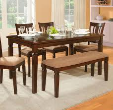 Benches For Kitchen Table Kitchen Small Rectangular Kitchen Table With Bench Appealing