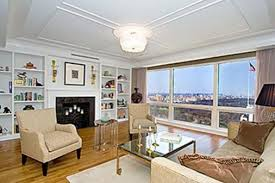 trump living room trump tower apartment finally sells over ask for 13 3m curbed ny