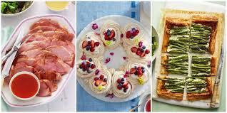 cuisine recipes easy 46 easy easter recipes easter food ideas womansday com
