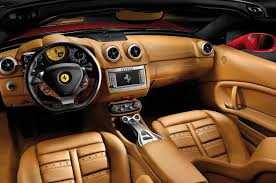 ferrari new model car picker ferrari california interior images