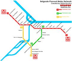 rotterdam netherlands metro map subways transport