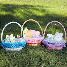 personalized wicker easter baskets tips to putting together a great easter basket the easter