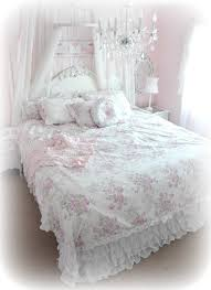 King Size Shabby Chic Bed by Not So Shabby Shabby Chic June 2013