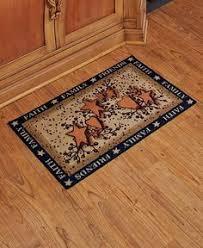 Kitchen Rug Mat Kitchen Floor Mat Farmers Market Rooster Novelty Cushioned Floor