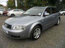 audi a4 2004 silver used 2004 audi a4 estate silver edition 1 9 tdi 130 se diesel for