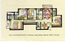 Princeton University Floor Plans by Dlf The Princeton Estate In Sector 53 Gurgaon Project Overview