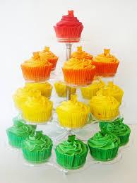 Gummy Bear Decorations Lydia Bakes Gummy Bear Cake And Cupcakes