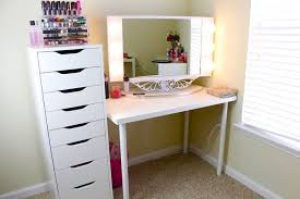 Bathroom Vanity With Shelves 51 Makeup Vanity Table Ideas Ultimate Home Ideas