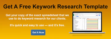 I Need A Spreadsheet Template The Best Keyword Research Tool Is A Google Spreadsheet Template